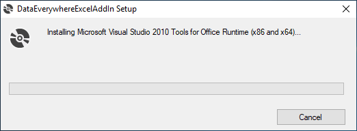 Installing the Excel Add-In 4