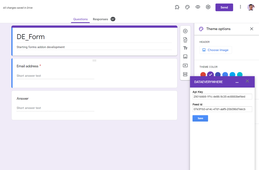 Forms Connector - an Add-on For Google Forms 1